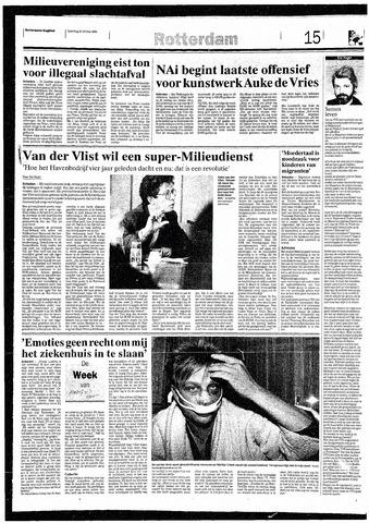 Rotterdamsch Nieuwsblad / Schiedamsche Courant / Rotterdams Dagblad / Waterweg / Algemeen Dagblad 1993-10-23