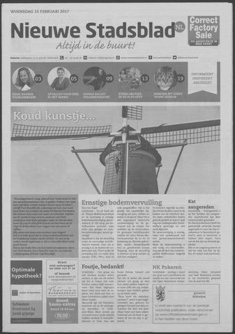 Het Nieuwe Stadsblad 2017-02-15