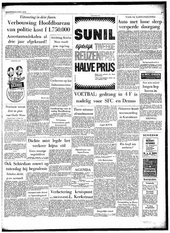 Rotterdamsch Parool / De Schiedammer 1962-12-06