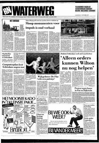 Rotterdamsch Nieuwsblad / Schiedamsche Courant / Rotterdams Dagblad / Waterweg / Algemeen Dagblad 1987-12-17