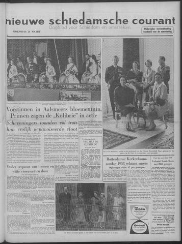 Nieuwe Schiedamsche Courant 1958-03-26