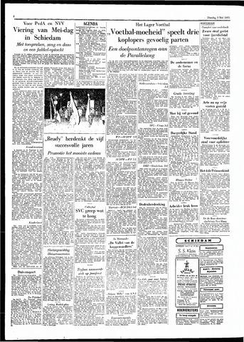 Rotterdamsch Parool / De Schiedammer 1955-05-03