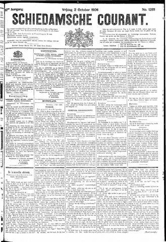 Schiedamsche Courant 1908-10-02