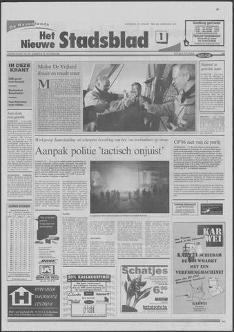 Het Nieuwe Stadsblad 1998-01-28