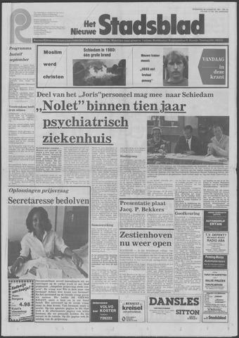 Het Nieuwe Stadsblad 1981-08-26