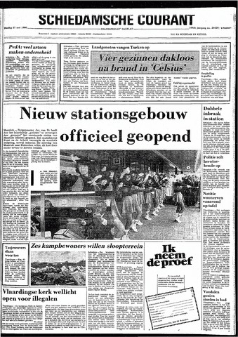 Rotterdamsch Nieuwsblad / Schiedamsche Courant / Rotterdams Dagblad / Waterweg / Algemeen Dagblad 1980-05-27