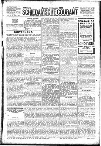 Schiedamsche Courant 1929-08-19