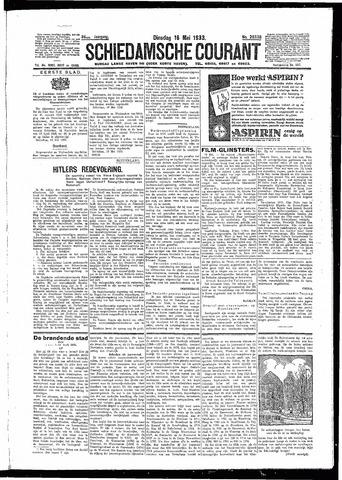 Schiedamsche Courant 1933-05-16