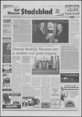 Het Nieuwe Stadsblad 1998-11-19