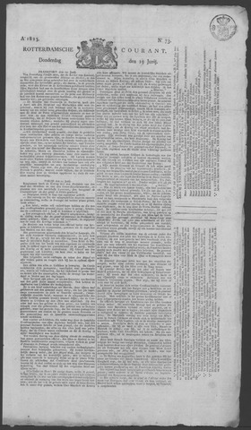 Rotterdamse Courant 1823-06-19