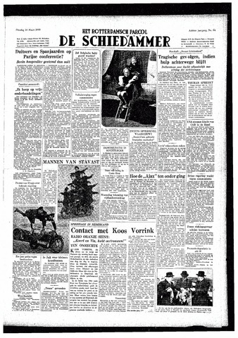 Rotterdamsch Parool / De Schiedammer 1948-03-16
