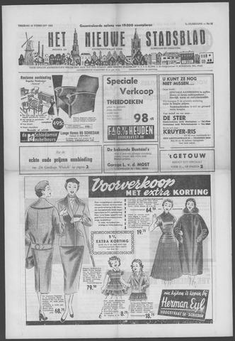 Het Nieuwe Stadsblad 1955-02-18
