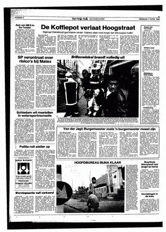 Het Vrije volk 1990-04-17