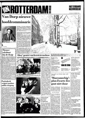 Rotterdamsch Nieuwsblad / Schiedamsche Courant / Rotterdams Dagblad / Waterweg / Algemeen Dagblad 1983-12-24