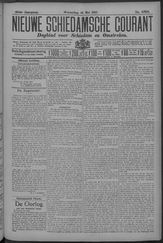 Nieuwe Schiedamsche Courant 1917-05-16