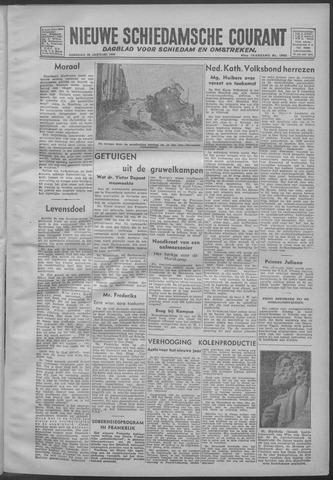 Nieuwe Schiedamsche Courant 1946-01-29