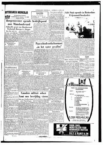 Rotterdamsch Nieuwsblad / Schiedamsche Courant / Rotterdams Dagblad / Waterweg / Algemeen Dagblad 1965-04-24