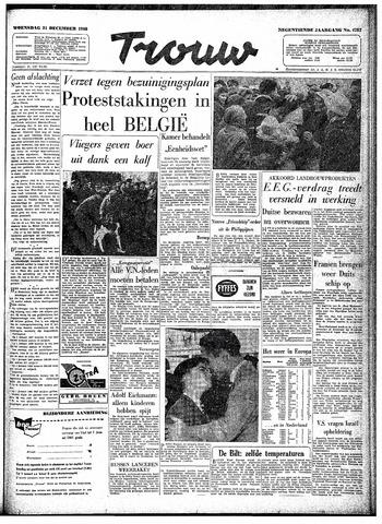 Trouw / De Rotterdammer 1960-12-21