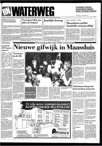 Rotterdamsch Nieuwsblad / Schiedamsche Courant / Rotterdams Dagblad / Waterweg / Algemeen Dagblad 1985-12-05