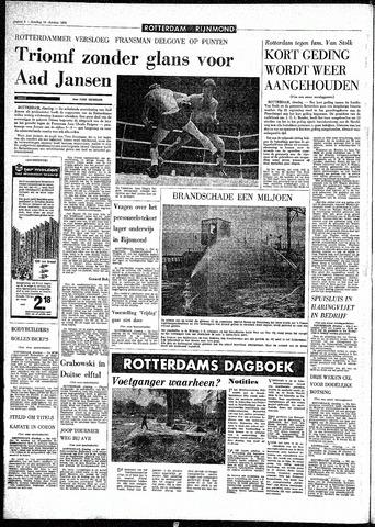 Rotterdamsch Parool / De Schiedammer 1970-10-13