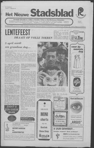 Het Nieuwe Stadsblad 1971-02-05