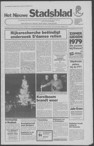 Het Nieuwe Stadsblad 1978-12-08