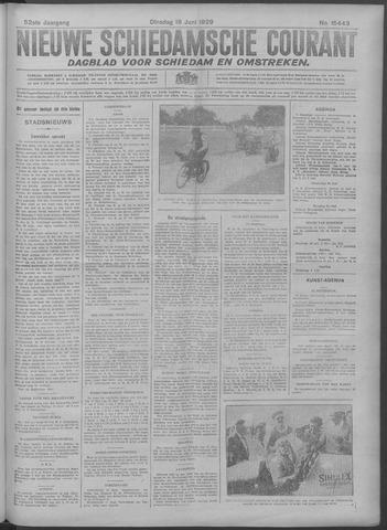 Nieuwe Schiedamsche Courant 1929-06-18
