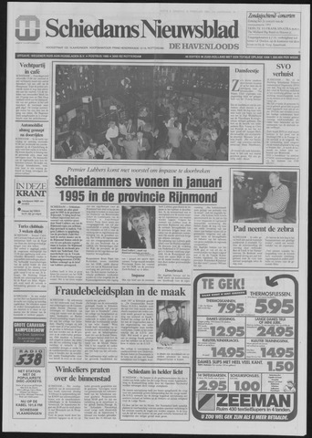 De Havenloods 1993-02-16