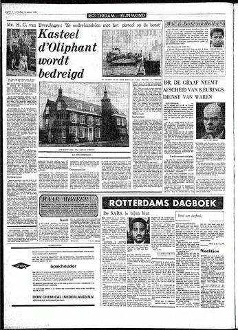 Rotterdamsch Parool / De Schiedammer 1970-03-14