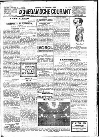Schiedamsche Courant 1933-12-23