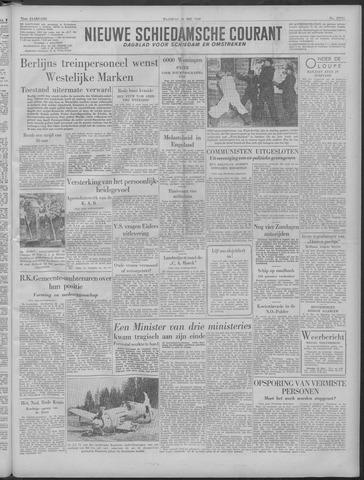 Nieuwe Schiedamsche Courant 1949-05-23