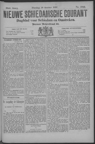 Nieuwe Schiedamsche Courant 1897-10-19