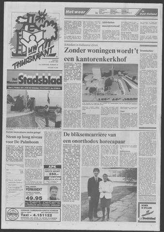 Het Nieuwe Stadsblad 1989-04-14