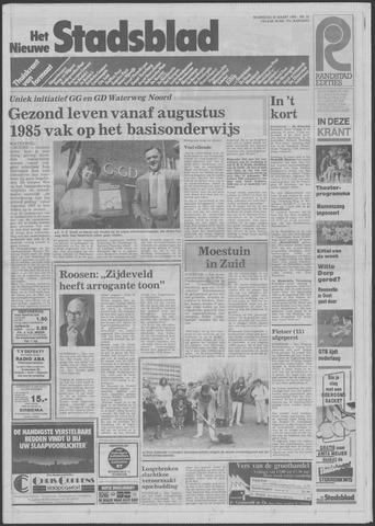 Het Nieuwe Stadsblad 1985-03-20