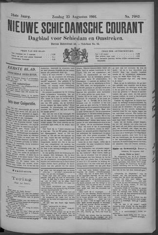 Nieuwe Schiedamsche Courant 1901-08-25
