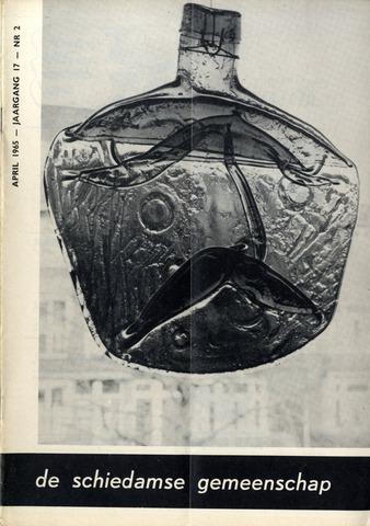 Schiedamse Gemeenschap (tijdschrift) 1965-04-01