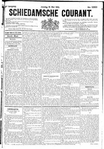 Schiedamsche Courant 1910-05-15