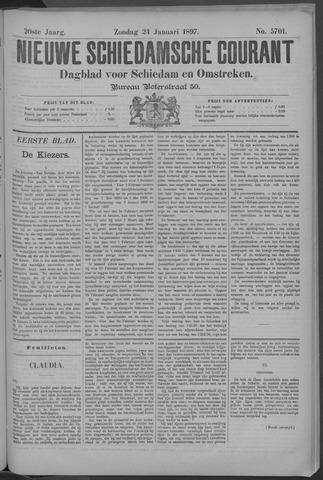 Nieuwe Schiedamsche Courant 1897-01-24