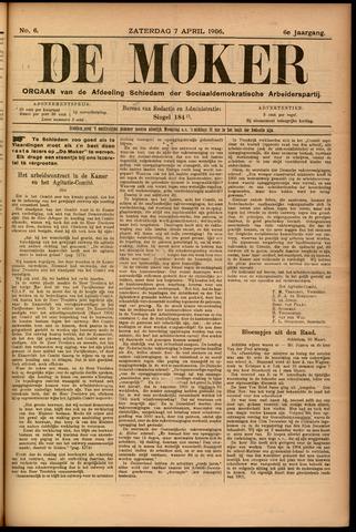 De Moker 1906-04-07
