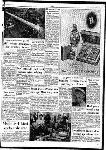 Trouw / De Rotterdammer 1964-11-30