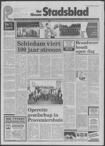 Het Nieuwe Stadsblad 1984-09-07
