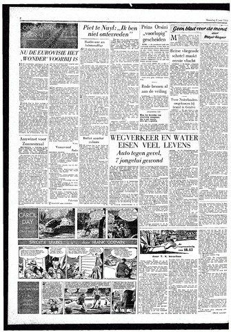 Rotterdamsch Parool / De Schiedammer 1959-06-08
