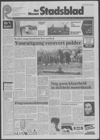 Het Nieuwe Stadsblad 1984-04-20