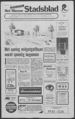 Het Nieuwe Stadsblad 1975-03-28