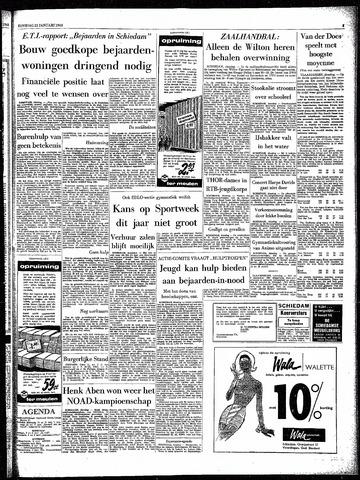 Rotterdamsch Parool / De Schiedammer 1963-01-22