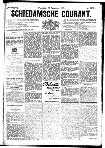 Schiedamsche Courant 1910-12-28