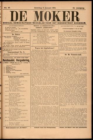 De Moker 1912