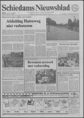 Schiedams Nieuwsblad 1981-07-01