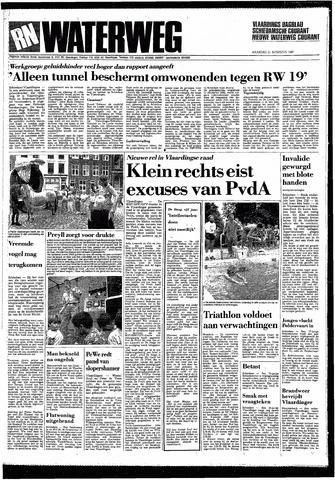 Rotterdamsch Nieuwsblad / Schiedamsche Courant / Rotterdams Dagblad / Waterweg / Algemeen Dagblad 1987-08-31