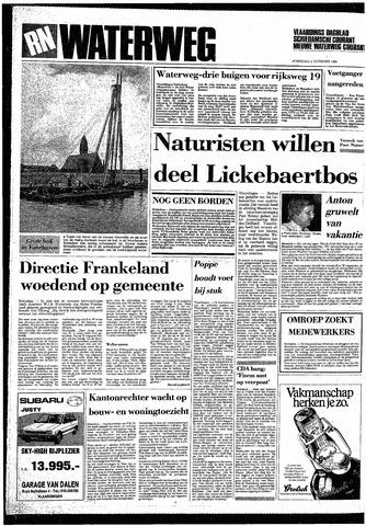 Rotterdamsch Nieuwsblad / Schiedamsche Courant / Rotterdams Dagblad / Waterweg / Algemeen Dagblad 1985-09-04